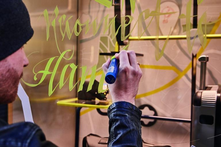 MONTBLANC Afterwork Event Hamburg